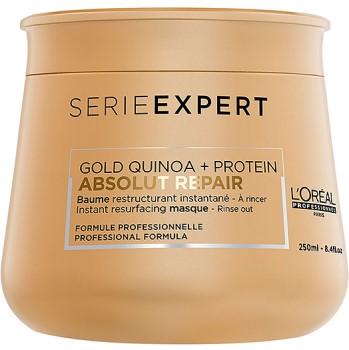 L'Oreal Serie Expert Gold Маска для волос Quinoa+protein 250 мл