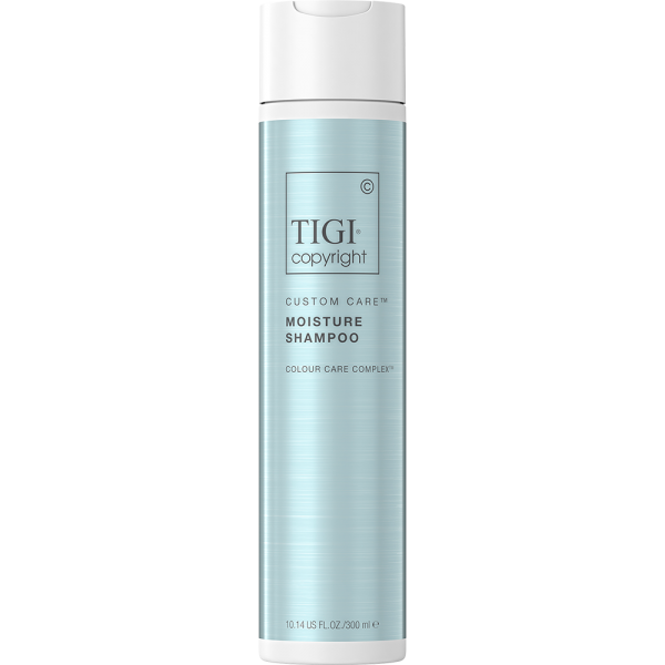 Увлажняющий Шампунь Tigi Copyright Custom Care Moisture Shampoo