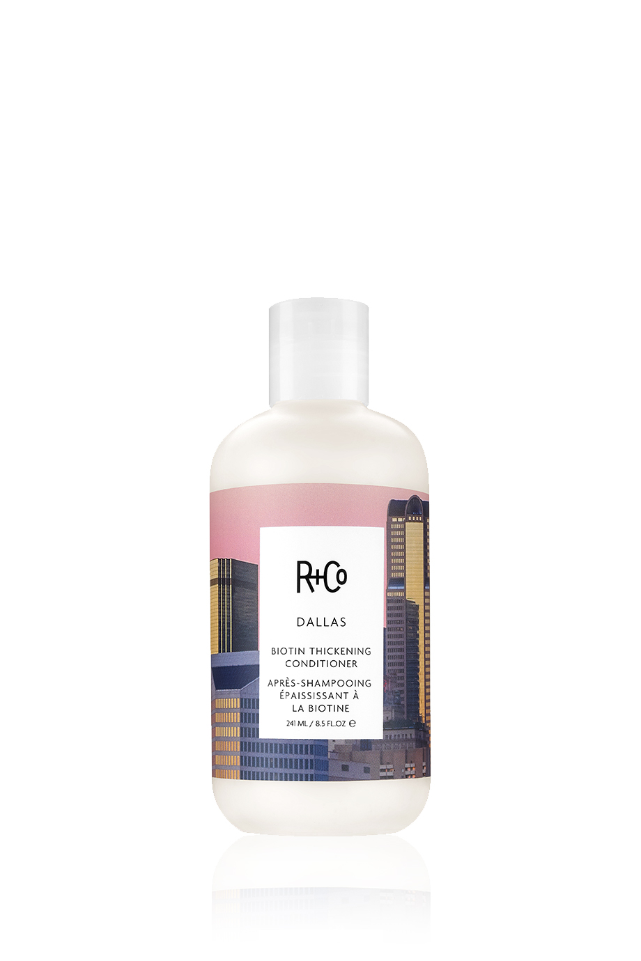 R+Co DALLAS Biotin Thickening Conditioner/ДАЛЛАС кондиционер с биотином для объема 241 мл