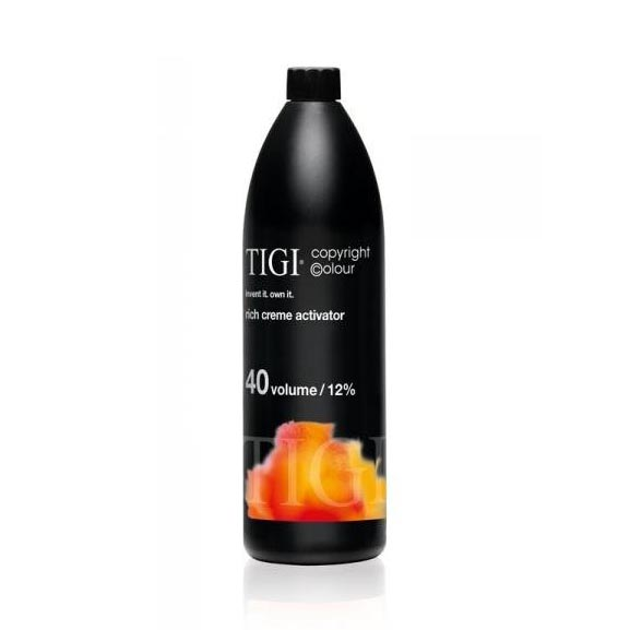 Tigi Copyright Color Activator 12 % (40 Vol ) Крем-Проявитель 1000 Мл