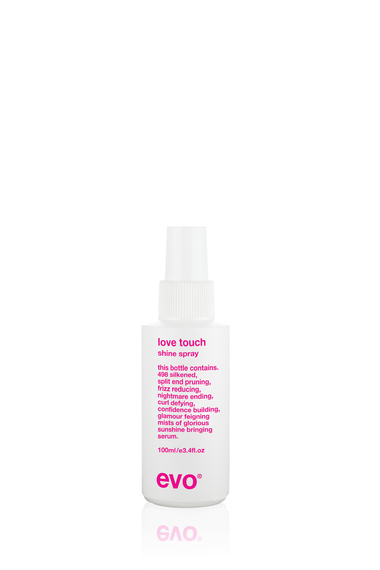 Evo Love Touch Shine Spray Cпрей-Блеск 100 Мл