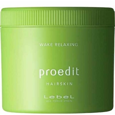 Крем для волос Lebel Proedit Hairskin Wake Relaxing 360 г