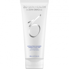 Zo Skin Health Exfoliating Cleanser For Normal To Oily Skin Очищающее Отшелушивающее Средство 200 Мл