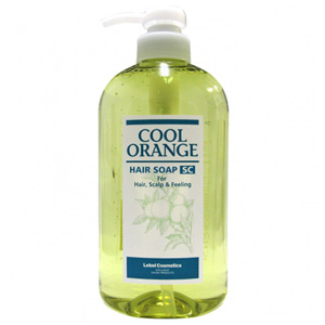 LEBEL COOL ORANGE HAIR SOAP SUPER COOL Шампунь для волос 600 мл