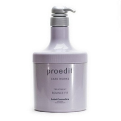Lebel Proedit Hair Treatment Bounce Fit Маска 600 Мл.