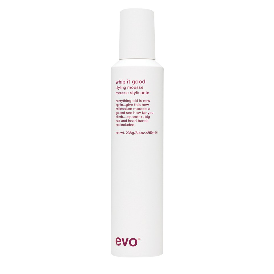 Evo Whip It Good Styling Mousse Мусс Для Укладки 250 Мл