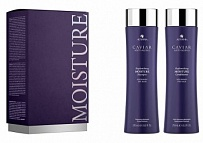 Alterna Caviar Anti-Aging Replenishing Moisture Holyday Duo Набор Шампунь+Кондиционер (2х250 мл)