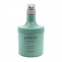 Lebel Маска Для Волос Proedit Hair Treatment Soft Fit Plus 600 Мл