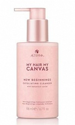 Alterna My Hair Canvas Скраб-эксфолиант «Новое начало» 198 мл New Beginnings Exfoliating